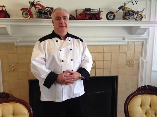 Chef Greg Selfie