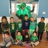 Kindergarten with Clara the Clover
